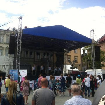 Koncert podczas XVI Festiwalu Nauki i Sztuki