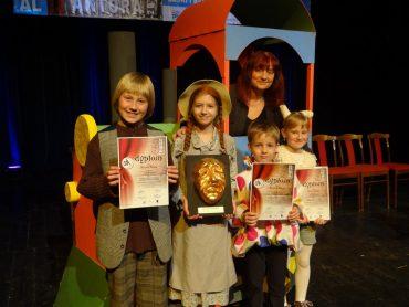 4 nagrody w III Festiwalu Młodego Aktora w Kętach