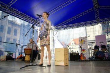Awans Oliwii Lach do finału VI Festiwalu Rytm Gliwice 2014