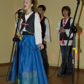 Koncert kolęd w Pegazie