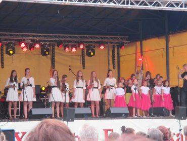 Występ na Festynie Franciszkańskim
