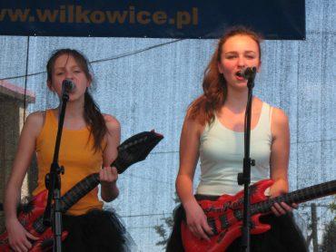 Koncert na XV Dniach Wilkowic