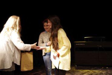 II miejsce Oliwii Lach w Konkursie Piosenki Artystycznej