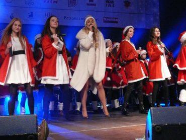 Koncert z Anetą Sablik na Świętach na Starówce