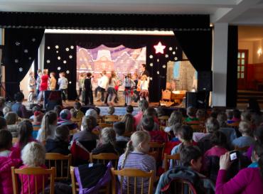 Projekt Dzieciaki z Polsko-Czeskiego Pogranicza