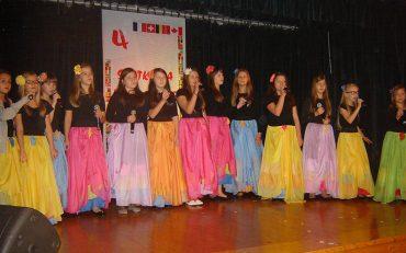 3 nagrody w Konkursie Piosenki Francuskiej