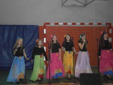 Koncert na Festynie Rodzinnym w Szkole nr 9