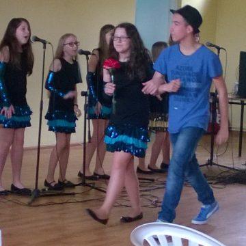 Koncert piosenki francuskiej w OCK Pegaz