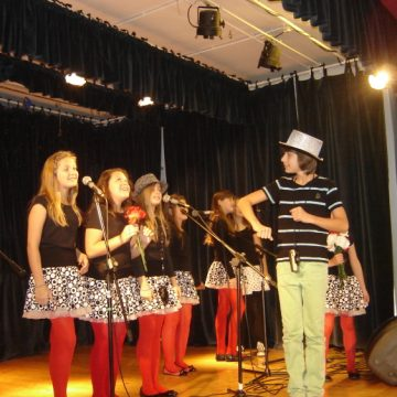 Zdobyliśmy nagrody w Konkursie Piosenki Francuskiej